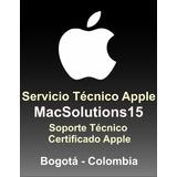 Servicio Tecnico Apple Macbook, iMac, Mac Pro, Mac Mini, Air