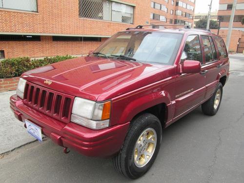 Jeep Grand Cherokee 1998 Foto 1