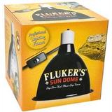 Fluker - Lámpara Repelente De Cúpula De Sol