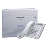 Planta Telefonica Panasonic Kx Tes824 + Telefono Secretaria