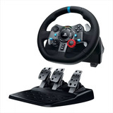 Logitech G29, Volante Carreras Driving Force, Ps4 Y Ps3 / Pc