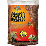 Repti Bark Zoo Med Corteza Para Reptiles