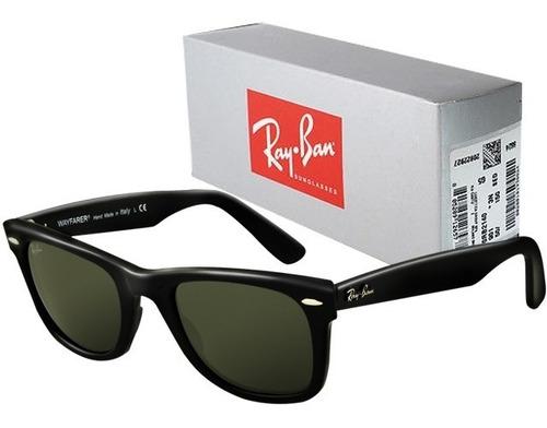dd8867dc52 Gafas De Sol Ray Ban Originales Rb 2140 901