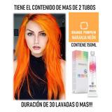 Salerm Tinte Fantasia Naranja Neon 150m - mL a $219