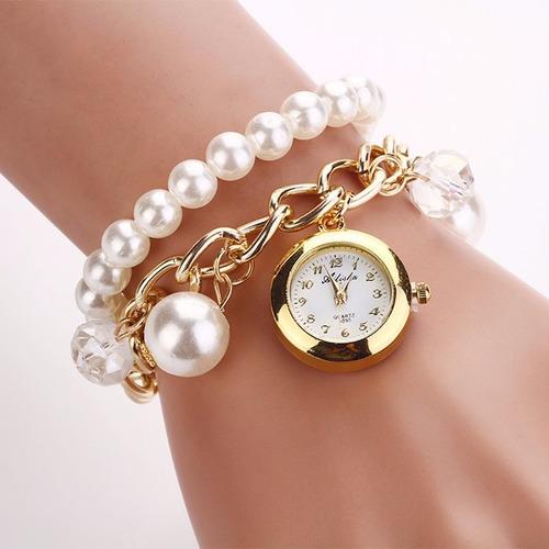 Reloj Brazalete Para Dama Mujer Ref. Rd-1050.   24900 738fb1e7347e