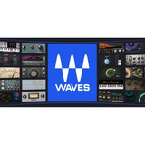 Waves Complete Bundle Vst Au Mac Windows Plugins Daw Mix 10