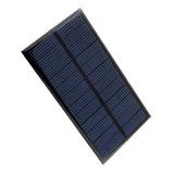 Panel Solar 12 V 1.5 W 125 Ma Para Proyectos Escolares