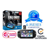 Consola - Ps Vita Call Of Duty: Black Ops Wi-fi
