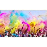 Polvo Neón Holly (run Color Fest)# Paquete 100 Gr