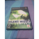 Silent Hill 2 Para Play Station 2 Ps2 Original Completo