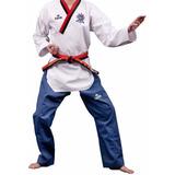 Uniforme De Taekwondo Daedo Original Poomsae Wtf Adulto