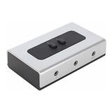 Miraview Netmate Netmate 2 Port 3.5mm Stereo