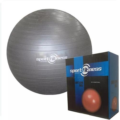 Balón Pilates Terapia Yoga Fitball 55 Cm Sportfiness 084cb2044938