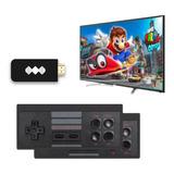 Consola Clasica Inalámbrica Hdmi 568 Videojuegos Retro Mario