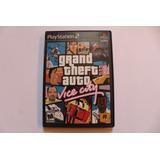 Juego Playstation 2 Grand Theft Auto Vice City