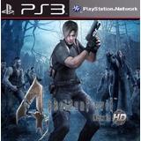 Resident Evil 4 Ps3 Original Entrega Inmediata