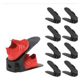 Organizador De Zapatos Graduable Shoe Stacker  X 12 Unidades