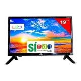Tv Led, Monitor Huskee 19 Pulgadas H9-19, Tdt, Hd, Hdmi,usb