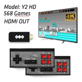 Mini Consola De Juegos Clasicos Para Tv