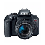Camara Canon Eos Rebel T7i Incluye  Lente 18-55
