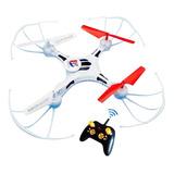 Drone Luz Led Integradas Recargable Facil Manejo + Control+o