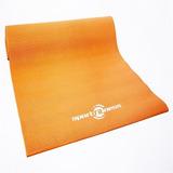 Colchoneta Yoga Mat Pilates Sportfitness 6mm Correa Gimnasio