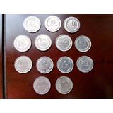 Monedas 10 Centavos Colombia, Todos Los Años De Acuñación