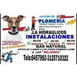 Gas Natural Plomeria Tecnicos Certificados