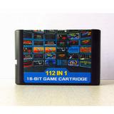 Multi 112 En 1 Juego Sega Megadrive Sega Genesis -geekco-