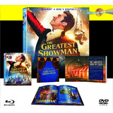 El Gran Showman Ed Limitada Digibook Blu-ray Original!!!