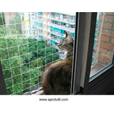 5 Metros Malla Transparente Cerramiento Mascota , Gatos