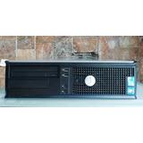 Cpu Dell 780 Ddr3 Sin Disco Duro Ni Ram. Usada Core 2 Duo