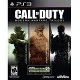 Call Of Duty Modern Warfare Ps3  3 Juegos En Uno Trilogias
