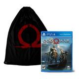 God Of War 4 Ps4 Fisico Juego Playstation 4 Obsequio Tula