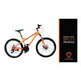 Bicicleta Corleone Rin 27.5 Marco Aluminio Grupo Shimano 21v