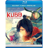 Blu Ray Kubo And The Two Strings Charlize Theron