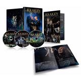Dvd Kraken - 30 Años