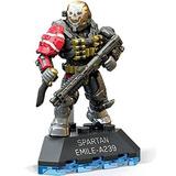 Mega Construx Halo Heroes Spartan Emile Juego De Construccio