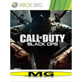 Call Of Duty Ops Ambos Xbox360 Y Xboxone Offline