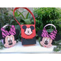 Fiesta Mikey Mouse, Minnie Mouse Animal Print