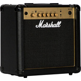 Amplificador De Guitarra Marshall Mg15 Gold De 15 W Calidad