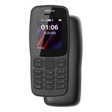 Celular Nokia 106  Nuevo - Radio Fm Reloj 2019