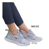 Lindas Zapatillas Dama Oferta Especial Tenis Nike Mujer