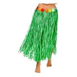 Falda Hawaiana Para Adulto Fiestas Disfraces 40 Cm Alto 1