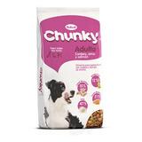 Alimento Para Perro -chunky Cordero Arroz Y Salmon