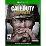 Call Of Duty Ww2 Xbox One Nuevo Fisico Español