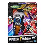 Hasbro Beast Morphers:beast-x Power Rangers Reloj En Español