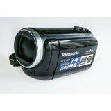 Videocamara Panasonic Hc-v100m Full Hd 42x