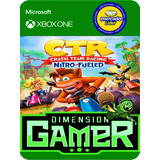 Crash Team Racing Nitro-fueled Xbox One N0 Codigo Offline