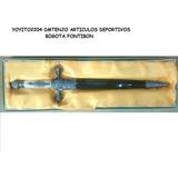 Daga Medieval Tipo Espada Para Coleccionistas Nueva Era